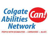 Colgate Abilities Network: People with disabilities, Caregivers, Allies (logo)
